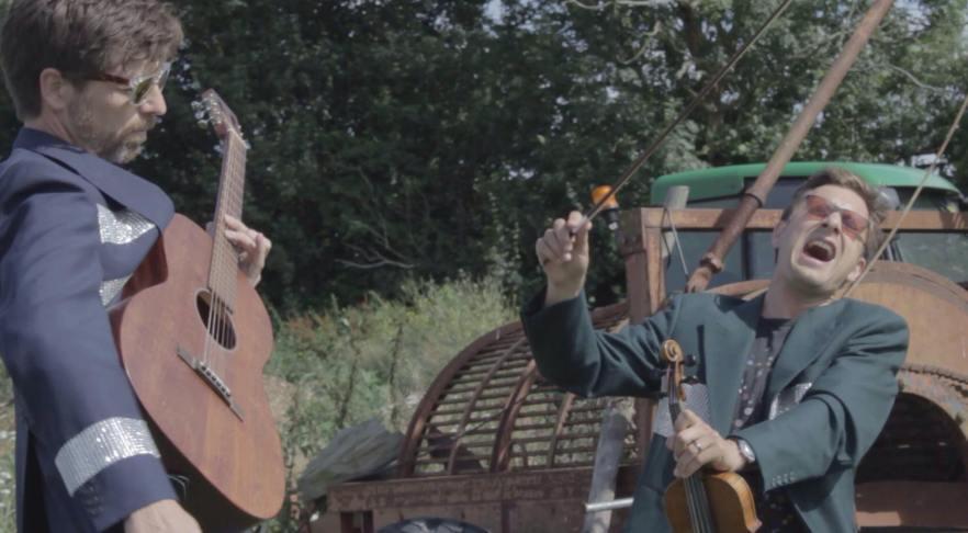Sidmouth Fringe - Croft Session